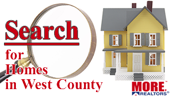 West St Louis County Home Search